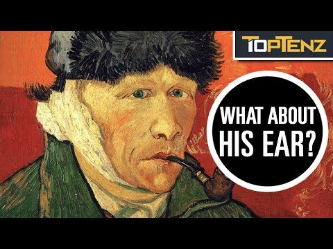 Top 10 Things You Probably Didn't Know About Vincent Van Gogh