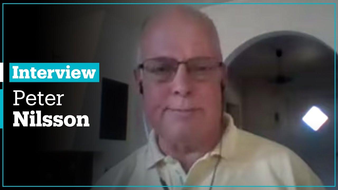 Coronavirus Pandemic: Peter Nilsson, Lund University - YouTube