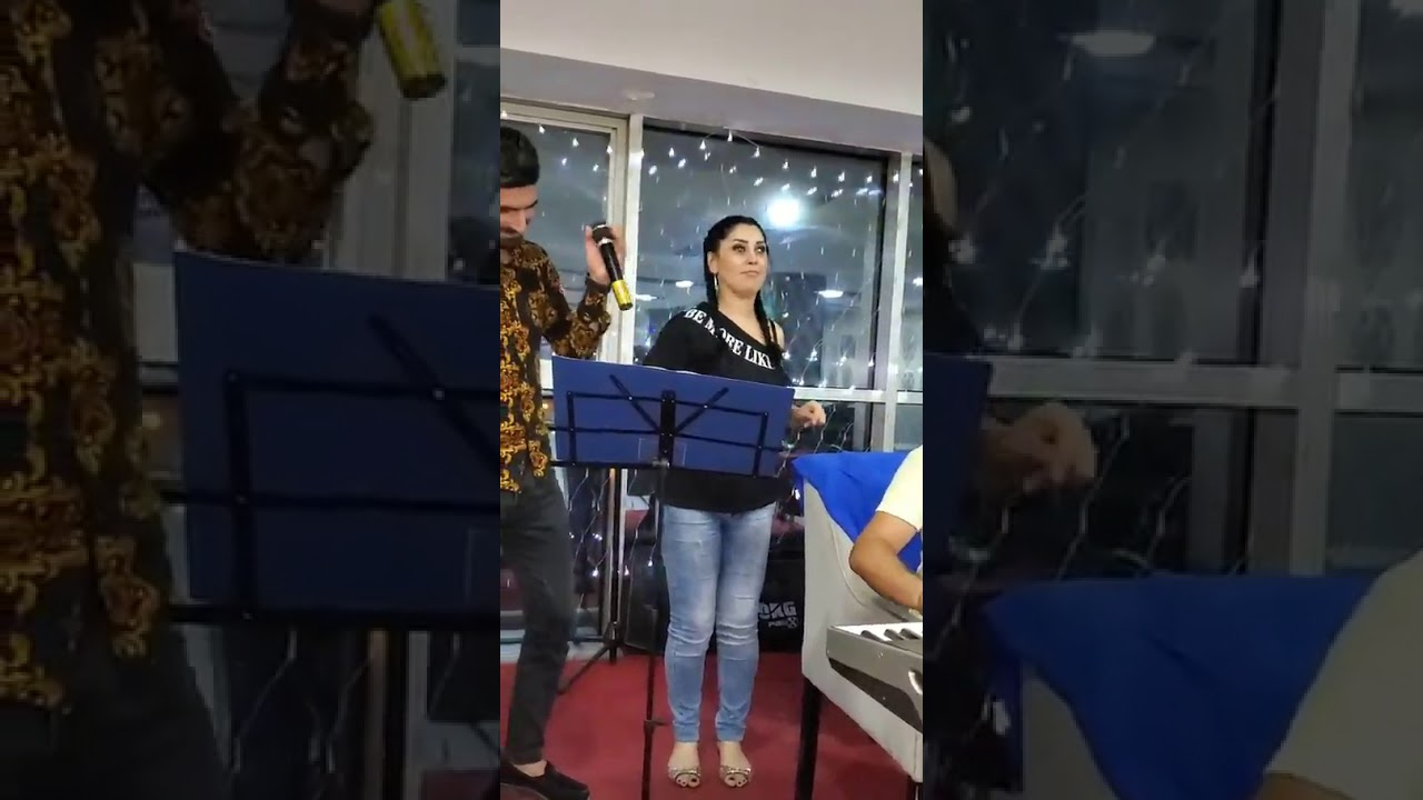 Aynur Sevimli popuri canlı ifa 2020 sintez Elgün Qubalı
