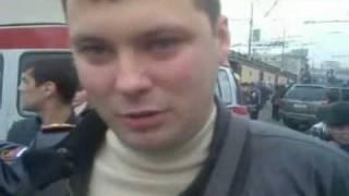 Взрывы в Москве. Теракты в метро. Лубянка.29 марта 2010