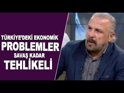 Mete Yarar: Türkiye'deki ekonomik gelişmeler savaş kadar zarar veriyor!