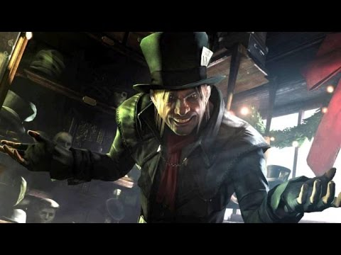 The Mad Hatter Story (Arkham Series)