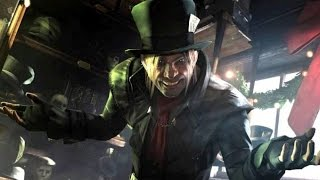 The Mad Hatter Story Arkham Series