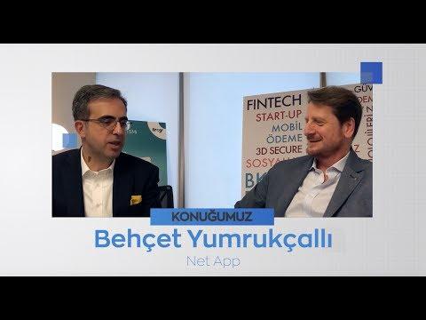 NetApp Türkiye Genel Müdürü Behçet Yumrukçallı - Dijital CEO ile Teknoloji Sohbetleri #26