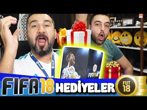 EA SPORTSDAN EFSANE HEDİYELER ve 10 GOLLÜ EFSANE MAÇ! | TOTY FIFA 18 FUT DRAFT