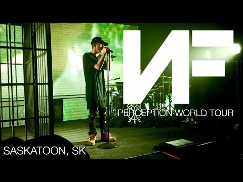 NF Perception World Tour   VIP Front Row
