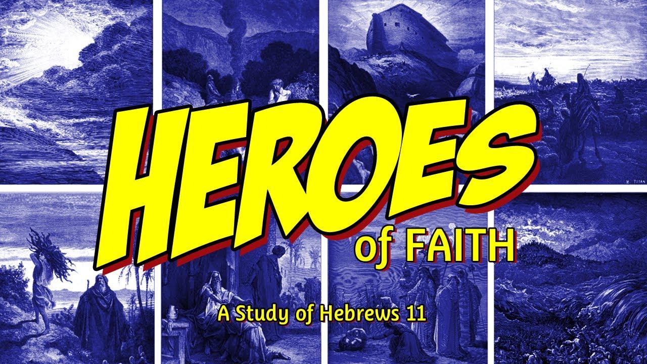 Heroes of Faith: Untold Stories - Hebrews 11:32-40 (Bryan Craddock -  Calvary Bible Church East)