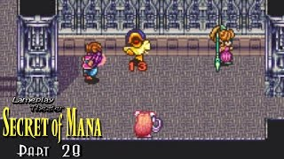 Lameplay Theater - Secret of Mana 2P Co-Op -Part 28-