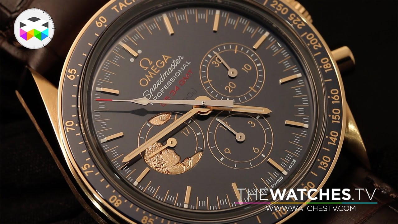 Of New 2017 Omega Lc1tfkj Youtube Watches Baselworld WEIH9D2
