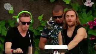 Repeat youtube video Afrojack x David Guetta x Nicky Romero - LIVE at Tomorrowland (28.07.2013)