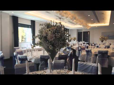 Brooklands Hotel - a wedding