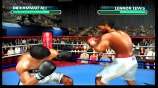 Knockout Kings 2003 Nintendo Gamecube Gameplay