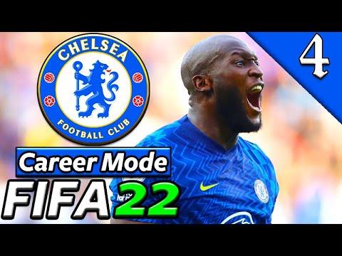 Download CHELSEA SMASH SPURS! FIFA 22 Chelsea Career Mode #4