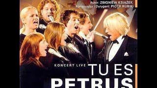 Piotr Rubik - Tu-es petrus  Koncert  Kadzielnia