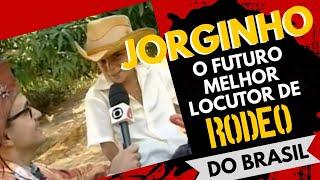 Tonho dos Couros entrevista Jorginho, o futuro melhor locutor de rodeio do Brasil