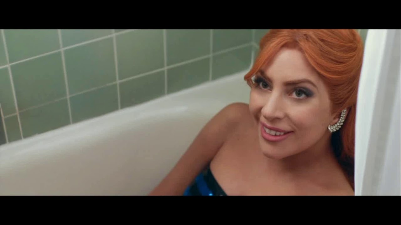 A Star Is Born (2018) what are you doing in the tub - YouTube