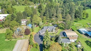 Exceptional Custom Home With Entertainer's Dream Backyard ~ Video Of 20380 South End Rd.