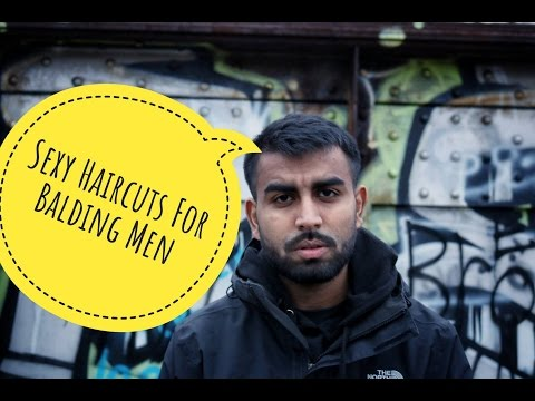 5 Easy Sexy Hairstyles for Balding Men | Balding & Thinning Hairstyles