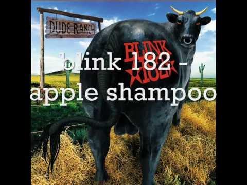 blink 182 apple shampoo lyrics
