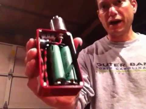 Smoke Stack Modz Unregulated Dual 18650 Mod