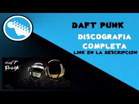 daft punk discography download free