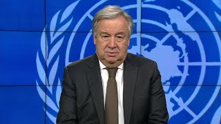 Women and Girls in Science - António Guterres (United Nations Secretary-General) thumbnail