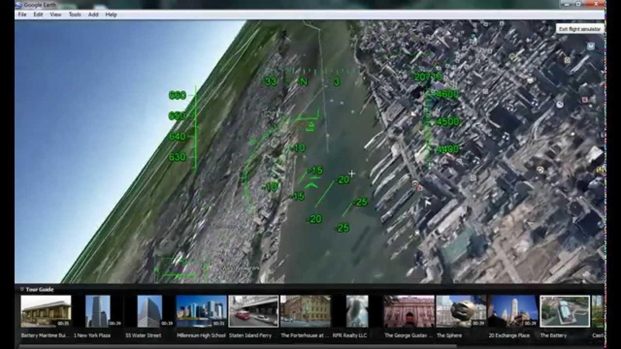 Google Maps Flight Simulator Game Youtube