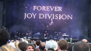 Love Will Tear Us Apart ~ New Order (Joy Division) LIVE @ Lollapalooza 8/2/13