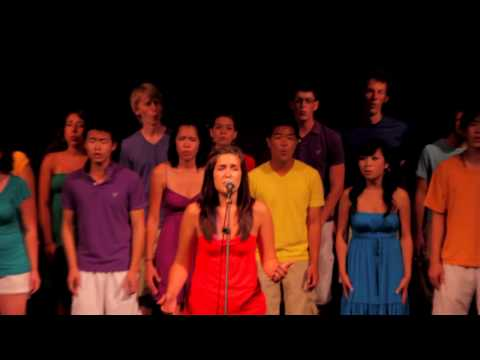Beside You (Marianas Trench) - The Unaccompanied Minors (A Cappella Cover)