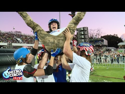 Biggest Action Sports Show in Australia | Nitro Circus Uncovered | Episode 1 - Nitro Circus  - oFhU7AbH6To -