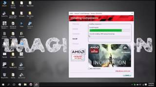 AMD: Application install Install package failure