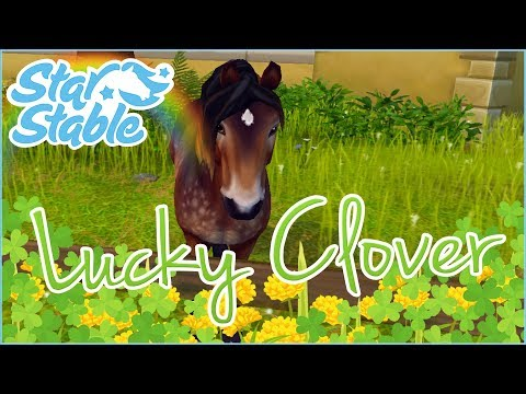 A Day with Our New Horse Cloverdrop! 🐴🍀 Star Stable Online