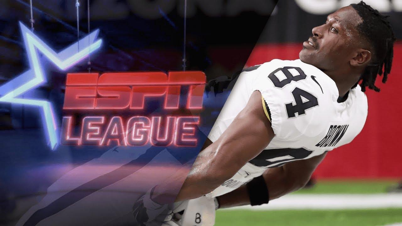 Antonio Brown fez TUDO de forma premeditada para sair dos Raiders?   ESPN League