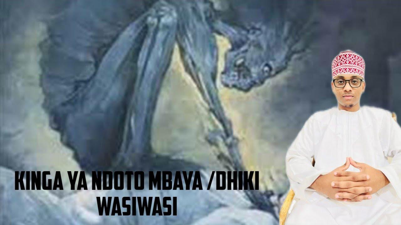 Download IKIWA UNAOTA NDOTO MBAYA SOMA DUA HII