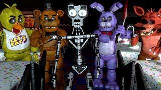[FNAF SFM] SPOOKY ENDO-SKELETON (Five Nights at Freddy