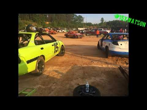 Harris Speedway FWD4 #15xWATSON 5/12/18 Heat
