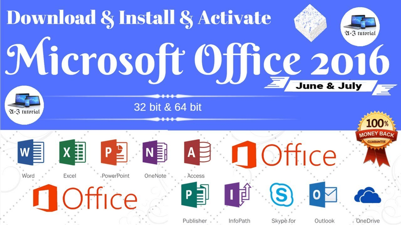 ms office 2016 full version free download 32 bit