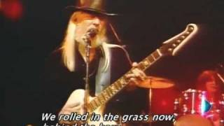 ジョニー・ウィンター JOHNNY WINTER - ROCK AND ROLL HOOCHIE KOO(LIVE 1973)