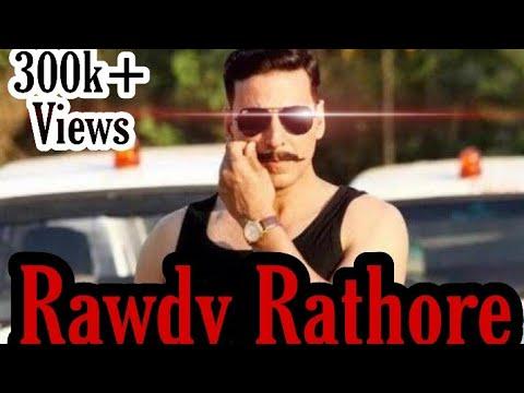 Akshay Kumar Rowdy Rathore Movie Action Dialogue