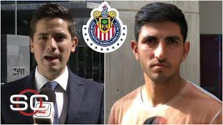 ALERTA ROJA EN LAS CHIVAS Víctor Guzmán no entrena ni concentra con el Guadalajara | SportsCenter