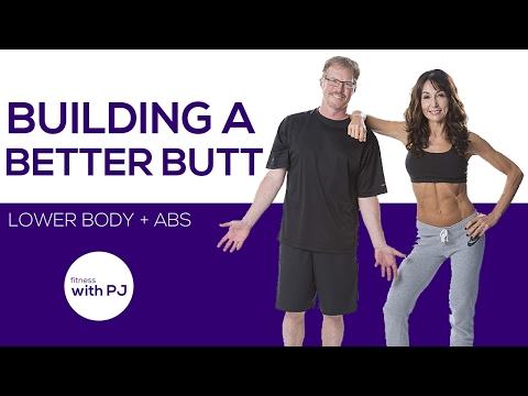 Building a Better Butt Workout