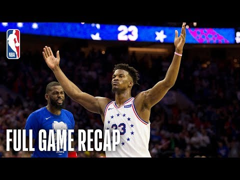 RAPTORS Vs 76ERS   Philadelphia Looks To Force A Game 7   Game 6