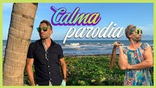 Calma - Pedro Capó, Farruko (PARODIA Gaby Alicea)