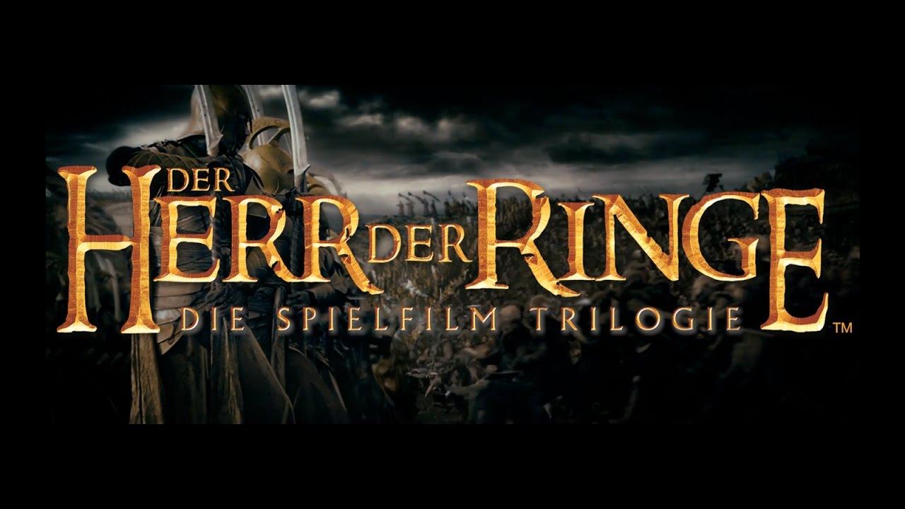Herr Der Ringe Trilogie