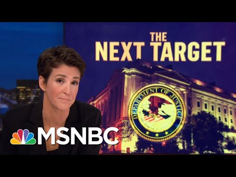 Republican Attacks On DoJ Russia Experts A Boon To Russian Mafia | Rachel Maddow | MSNBC