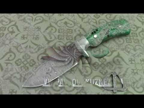 Нож радиомонтёра от Мастерской Алексея Федотова.