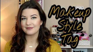 My Makeup Style Tag | Wannamakeup