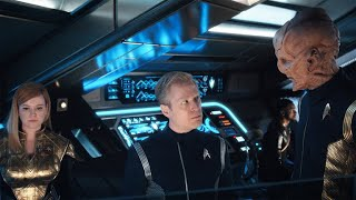 Star Trek: Discovery - All Life In Jeopardy