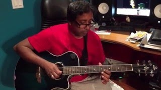 Neele Neele Ambar Par - Guitar Tutorial - Part 1
