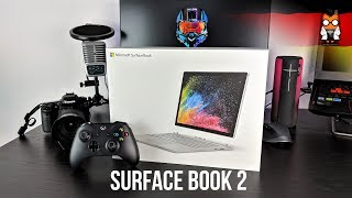 Microsoft Surface Book 2 - 13.5 Zoll - im Test [German - Deutsch]